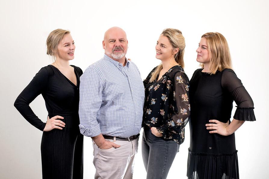 De familie Van Cutsem
